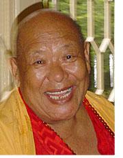Lama Tsering Wangdu Rinpoche was born in the village of Langkor in West Dingri, Tibet, near the Mt. Everest region, in 1936. He began studying with his guru ... - lwface